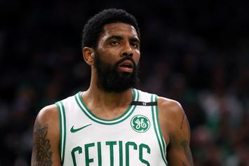 Celtics Reportedly Looking At Anthony Davis Trade To Keep Kyrie Irving