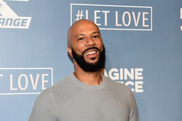 Common Says Therapy Revealed Why He Can't Hold Romantic Relationships