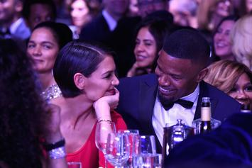 Jamie Foxx's Daughter Corinne Speaks On His Relationship With Katie Holmes