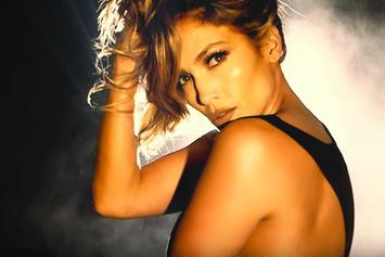 """Jennifer Lopez Shows Her Toned Physique On Stripper Pole In New """"Medicine"""" Video"""