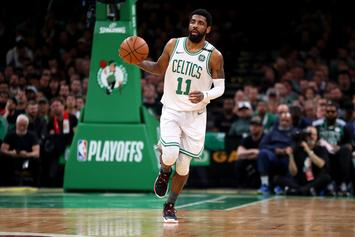 "Kyrie Irving Rumors Claim Teams Are Becoming ""More Wary"" Of Signing Him"