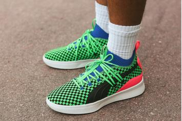 "PUMA Hoops Announces Scavenger Hunt For Exclusive ""Summertime"" Clyde Court"