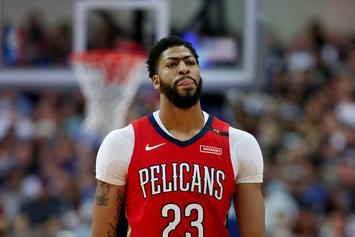 Pelicans Are Confident Anthony Davis Will Want To Stay In New Orleans