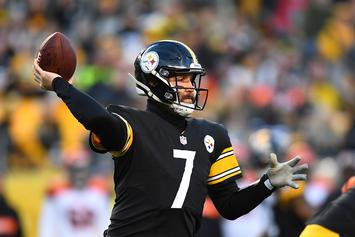 Ben Roethlisberger Admits To Being A Bad Leader Last Season