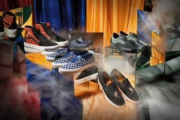 Harry Potter x Vans Sneaker Collection Releasing Soon: Official Images