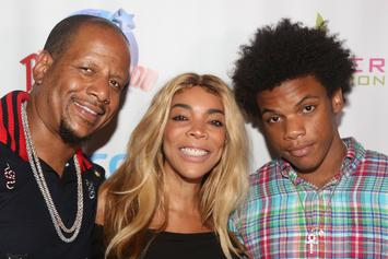 Wendy Williams & Her Son Kevin Hunter Jr Escape To Chicago After His Arrest