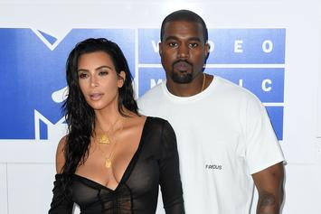 Kim & Kanye West Celebrate 5th Wedding Anniversary With Dinner In Santa Monica