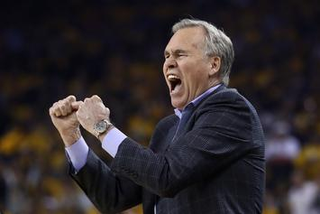 Mike D'Antoni Covets 2-3 Year Extension With Houston Rockets