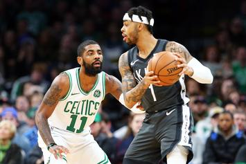 Kyrie Irving & Brooklyn Nets Have Expressed Mutual Interest: Report