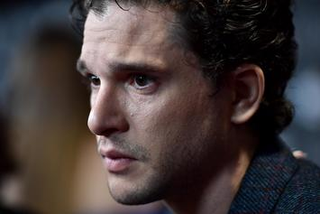 "Kit Harrington Left Tearful & Stunned During Final ""Game Of Throne"" Table Read"