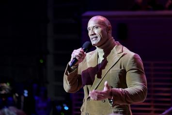 "Dwayne ""The Rock"" Johnson Gets Emotional As His Daughter Heads To University"