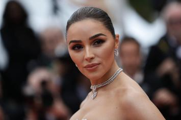 Olivia Culpo Stuns While Posing Topless With Snake For SI Swimsuit Issue