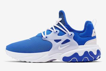 "Nike Presto React ""Hyper Royal"" Colorway Revealed: Official Images"