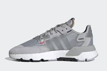 "Adidas Nite Jogger ""Metallic Silver"" Unveiled: Official Photos"