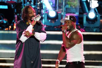 """Snoop Dogg Tells 50 Cent He'll Clear Rotimi's Debt: """"Don't Kill Him"""" Off Of Power"""