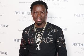 """Michael Blackson Is Proudly Dating A """"Snow Bunny"""" After Ending Things With Fiancée"""