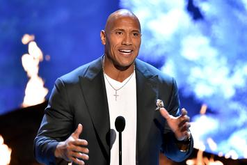 The Rock & Under Armour Team Up For New In-Ear Headphones