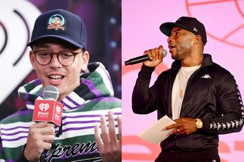 """Charlamagne Tha God Claims Logic Cancelled NY Press Tour After """"Donkey Of The Day"""""""