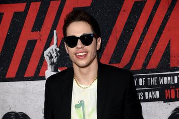Pete Davidson Deletes All Of His IG Photos And Unfollows Everyone