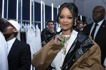 Rihanna Reminds People How To Pronounce Her Name, In Case You Forgot