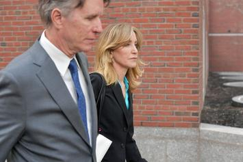Felicity Huffman Celebrates Daughter's Graduation Post-College Admission Scandal