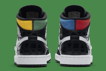 "Air Jordan 1 Mid ""Quai 54"" Drops This Weekend: Official Photos, Details"