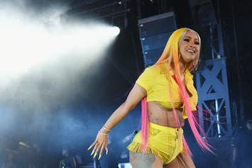 Cardi B Joins In On Ghostwriting Debate & Vouches For City Girls