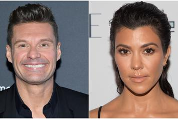 "Ryan Seacrest Opens Up About Kourtney Kardashian Wanting To Leave ""KUWTK"""