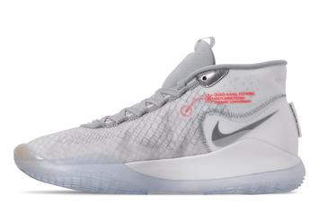 """Nike KD 12 """"Wolf Grey"""" Slated To Drop This Weekend: Closer Look"""