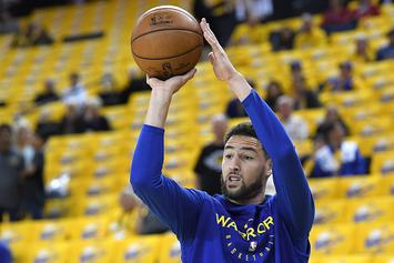 Warriors Provide Klay Thompson Injury Update Ahead Of Game 3