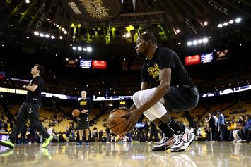 Kevin Durant Injury: Warriors Announce Status For Game 3