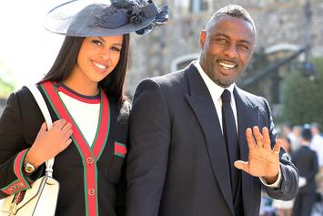 """Idria Elba Details His """"Love At First Sight"""" Moment With Wife Sabrina Dhowre"""