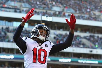 DeAndre Hopkins Instagram Account Hacked, Filled With Photos Of IG Model