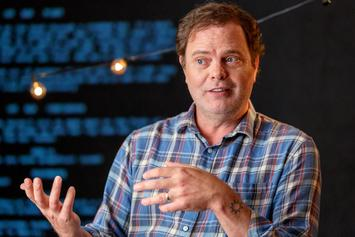 Rainn Wilson Delivers Powerful PSA About Modern Day Racism