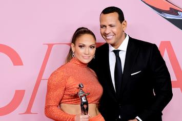 "Alex Rodriguez Calls Jennifer Lopez His ""Dream Date"" In Resurfaced 1998 Video"