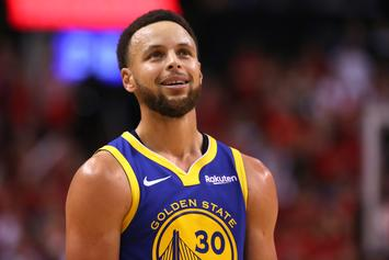 Steph Curry Gifts Custom 'Curry 6' Kicks To 30 People Who Supported His Career