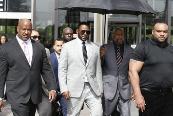 R. Kelly's Former Manager Indicted For Threatening Jocelyn Savage's Family