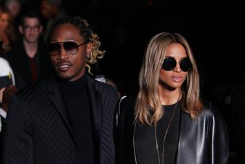 """Future Might Have Sampled His Ex Ciara On """"Save Me"""" Project"""