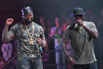 """50 Cent Exposes Young Buck: """"This Fool Was Dating A Boy On The Low"""""""