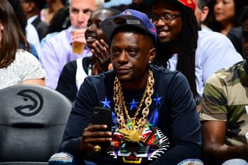 """Boosie Badazz Rips """"Racist"""" American Airlines: """"I Hope Y'all Planes Crash"""""""