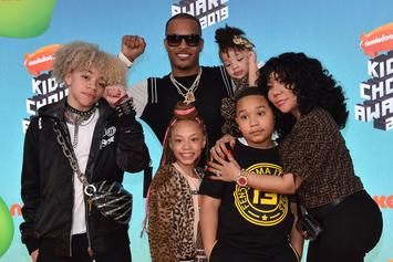 T.I. & Tiny: Friends And Family Hustle Episode 9: Tiny Has All Eyes On King