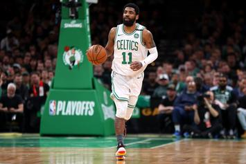 Kyrie Irving Jerseys Liquidated Over Fears He Will Leave Celtics