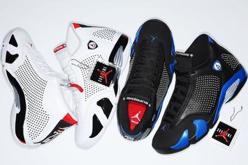 Supreme x Air Jordan 14 Pack Releasing Today: Purchase Link