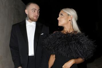 Ariana Grande Chokes Up On Stage At Mac Miller's Hometown & Fans Come Through: Watch