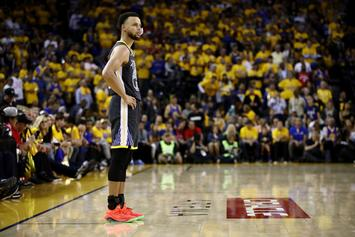 """Steph Curry Punched Wall Out Of """"Guilt"""" After NBA Finals Loss"""