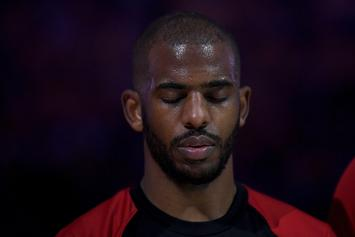 Rockets GM Denies Reports Of Chris Paul Wanting Out Of Houston