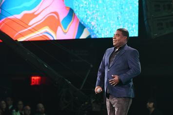 Tracy Morgan's Bugatti Damage From Minor Crash Will Cost Up To $30K