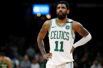 Kyrie Irving Reportedly Ghosted The Celtics Ahead Of Free Agency