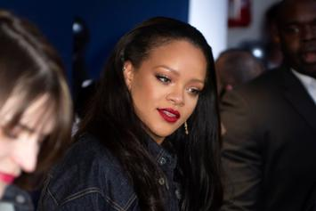 Rihanna Fans' Biggest Fear Comes To Life On Her Latest T-Shirts