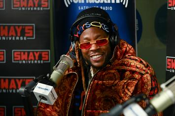 """2 Chainz Gets Super High While Enjoying The """"Most Expensivest"""" Cannabis Cuisine"""